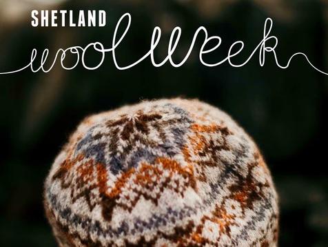 Shetland Wool Week kits at For Yarn's Sake